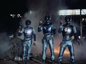 Blue Swat 1