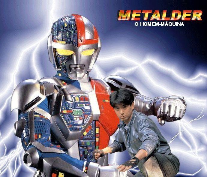 Choujinki Metalder 3