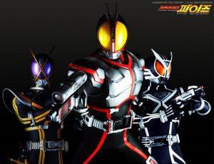 Kamen Rider 555 (faiz) 3
