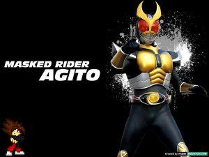 Kamen Rider Agito 2