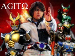 Kamen Rider Agito 5