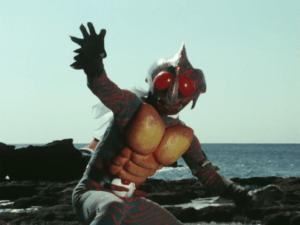 Kamen Rider Amazon 4