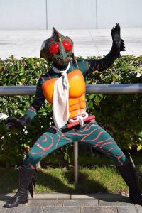 Kamen Rider Amazon 5