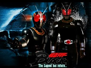 Kamen Rider Black 3