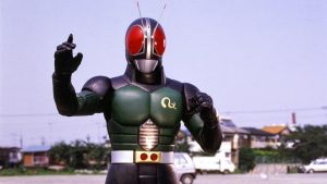 Kamen Rider Black Rx 3