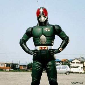 Kamen Rider Black Rx 4