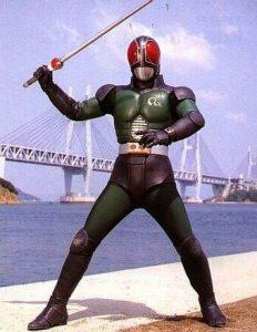 Kamen Rider Black Rx 5