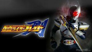 Kamen Rider Blade 4