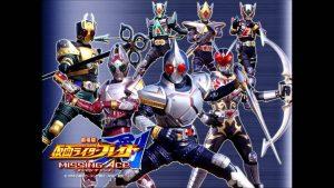 Kamen Rider Blade 6