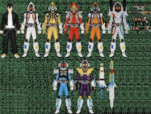 Kamen Rider Fourze 6