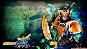 Kamen Rider Gaim 4