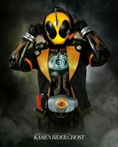 Kamen Rider Ghost 3