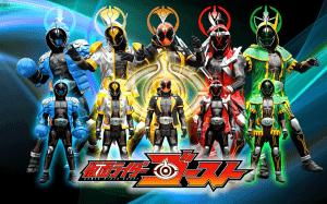 Kamen Rider Ghost 6