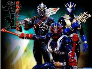 Kamen Rider Hibiki 3