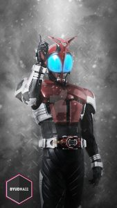 Kamen Rider Kabuto 3