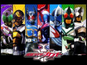 Kamen Rider Kabuto 4