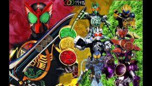 Kamen Rider Ooo 6