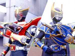 Kamen Rider Ryuki 3