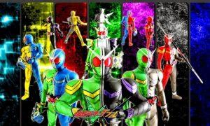 Kamen Rider W (double) 5