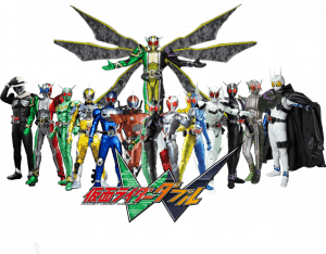Kamen Rider W (double) 6