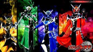 Kamen Rider Wizard 5