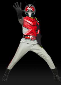 Kamen Rider X 2