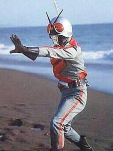 Kamen Rider X 3