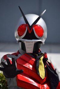 Kamen Rider X 4
