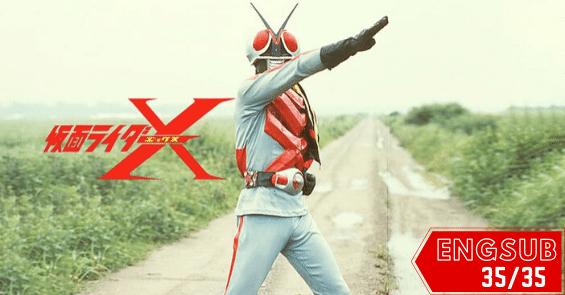 Kamen Rider X Thumb