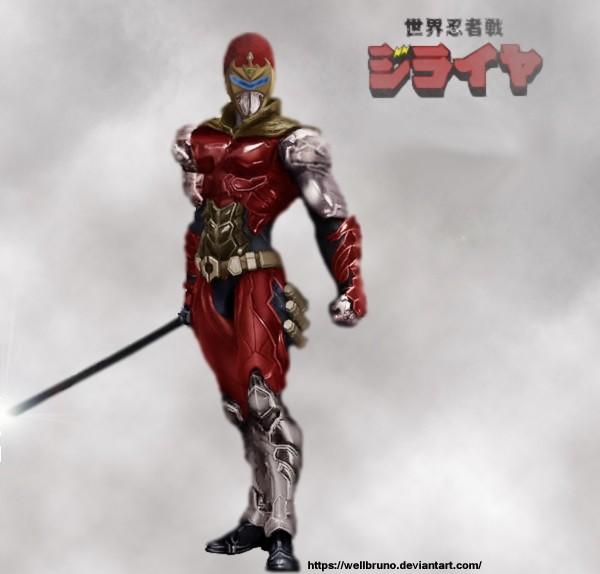 Sekai Ninja Sen Jiraiya 2