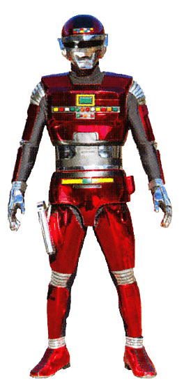 Space Sheriff Sharivan 3