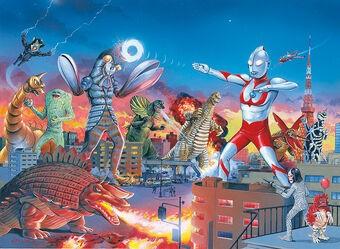 1966 Ultraman 10