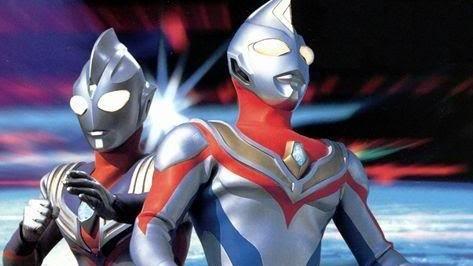 1996 Ultraman Tiga 6