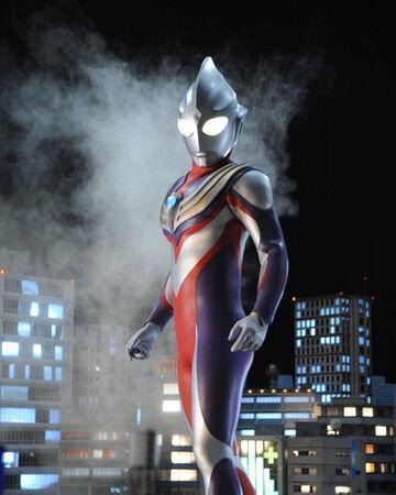 1996 Ultraman Tiga 7