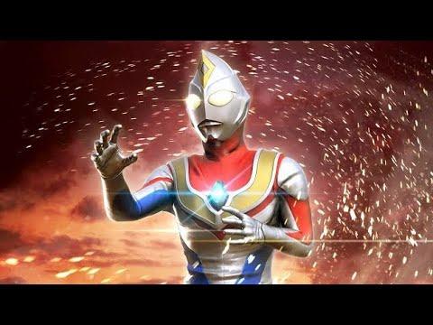 1997 Ultraman Dyna 11