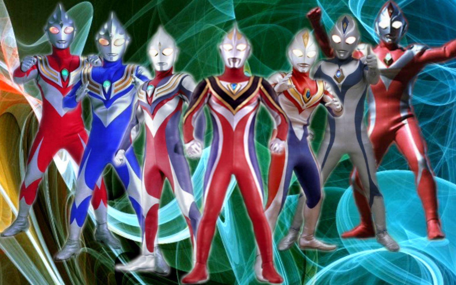 1998 Ultraman Gaia 3