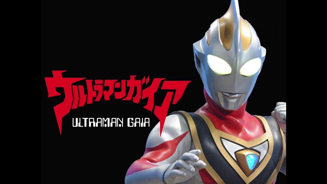 1998 Ultraman Gaia 6