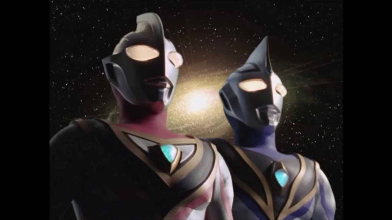 1998 Ultraman Gaia