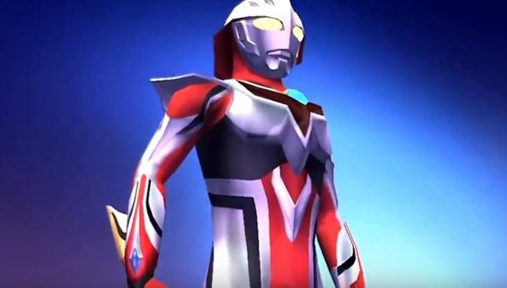 2004 Ultraman Nexus 2