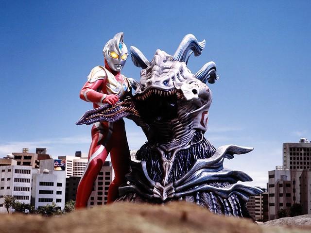 2005 Ultraman Max 10
