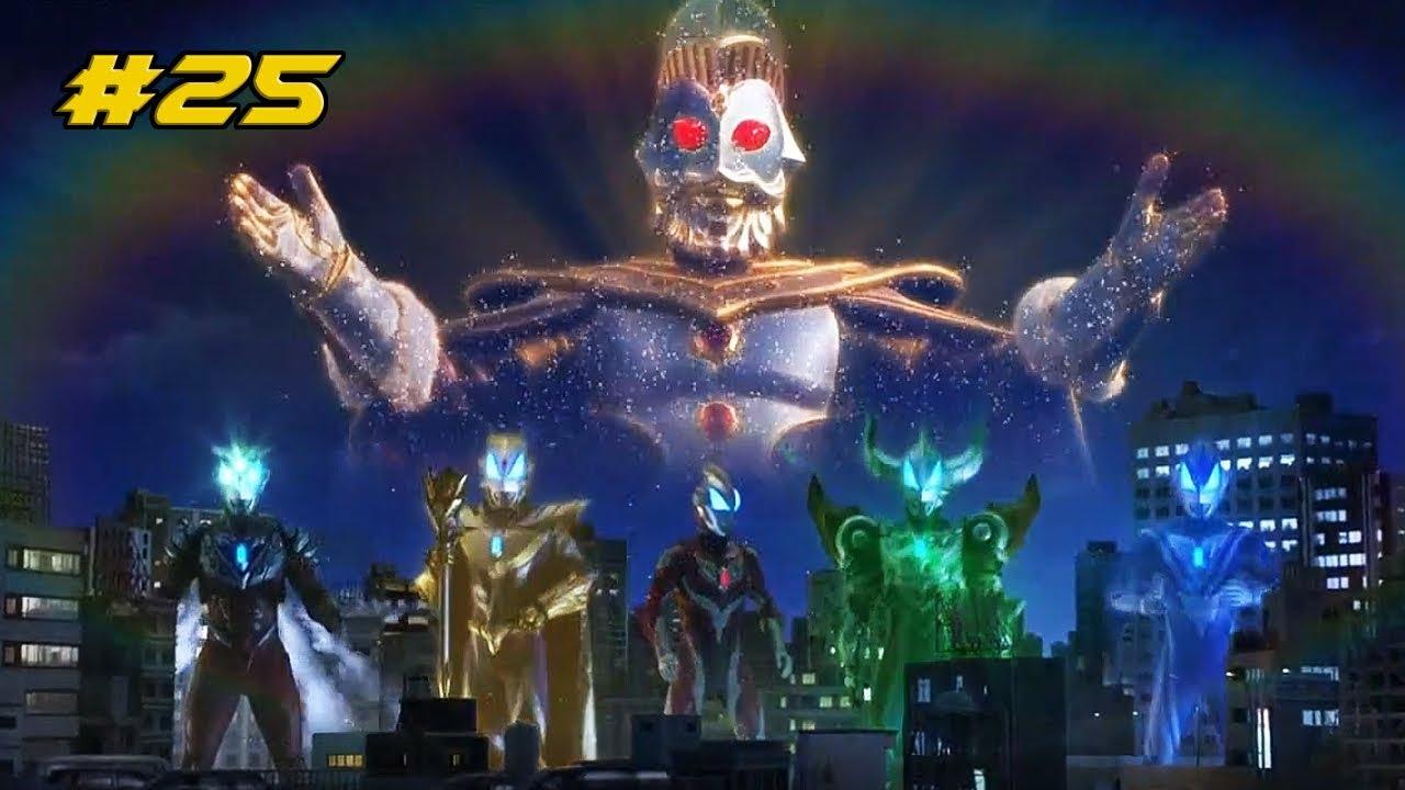 2017 Ultraman Geed 11