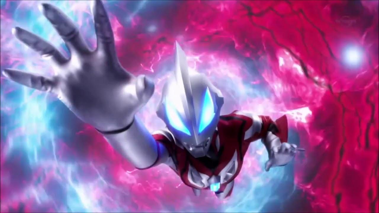 2017 Ultraman Geed 6