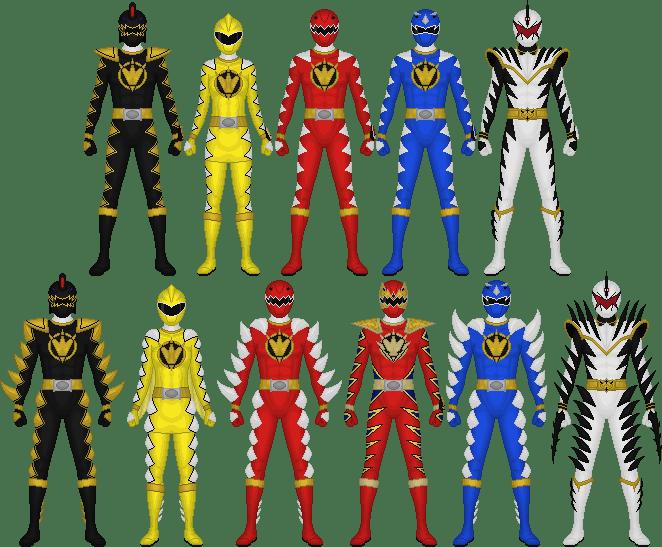 Bakuryuu Sentai Abaranger 3