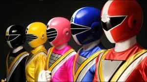 Chikyuu Sentai Fiveman 3