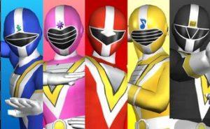 Chikyuu Sentai Fiveman 6
