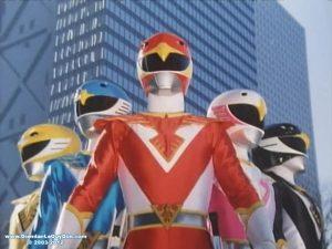 Choujin Sentai Jetman 4