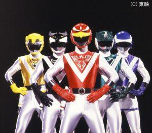 Choujuu Sentai Liveman 5