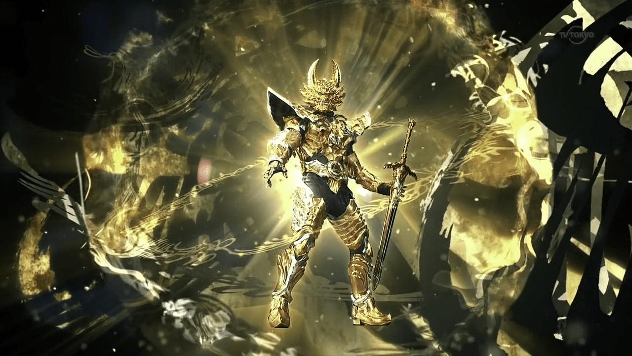Garo Season 05 Gold Storm Shou 8