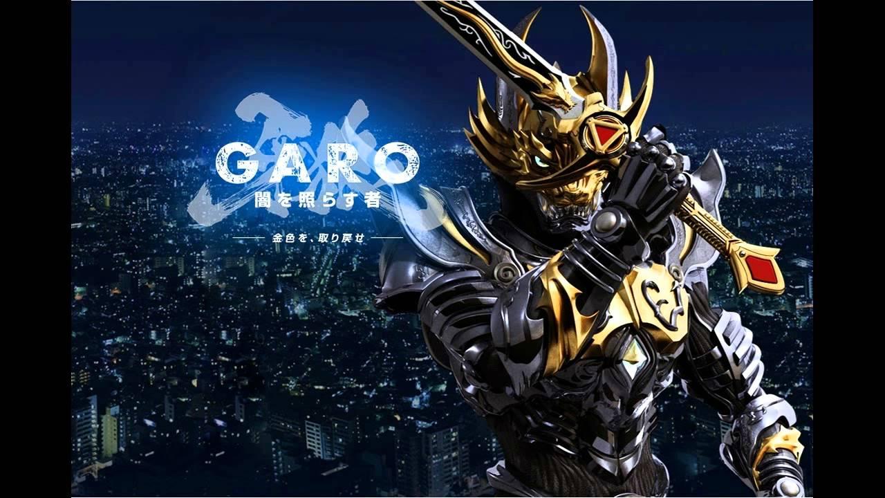 Garo Yami Wo Terasu Mono 10