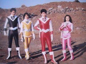 Hikari Sentai Maskman 4